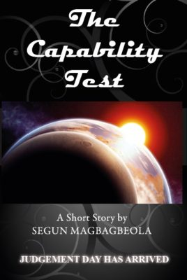 The Capability Test Book Cover